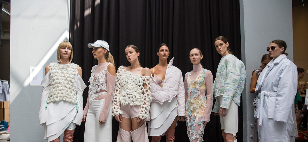 Copenhagen Fashion Week SS18 Day 1 Future of Fashion
