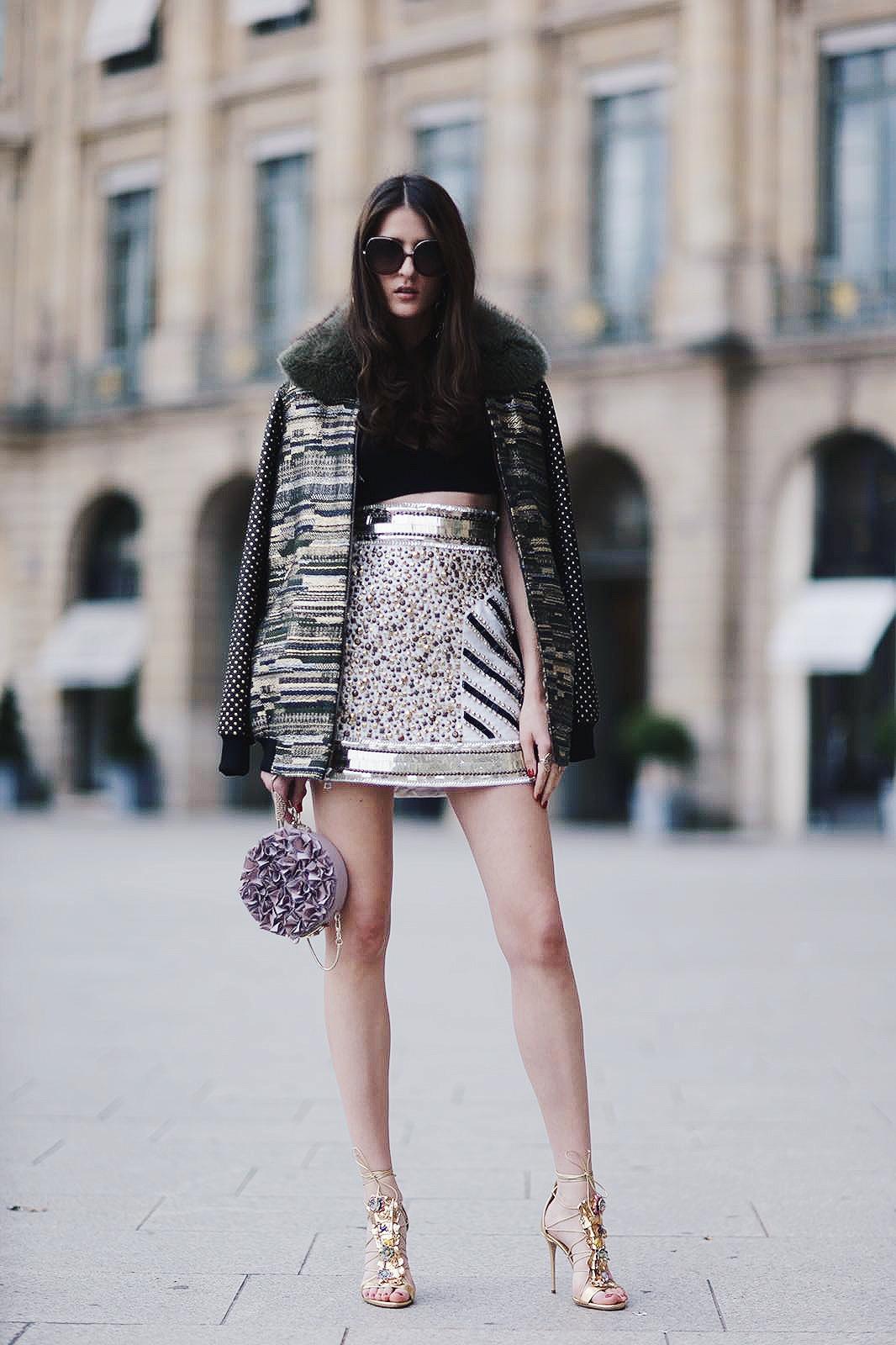 Jennifer Selmanovic | Des & Jen |Paris Fashion Week |Haute Couture