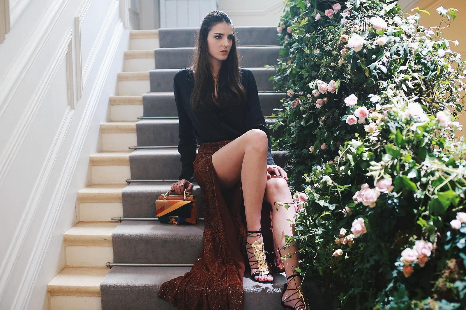 Jennifer Selmanovic   Des & Jen  Paris Fashion Week  Haute Couture