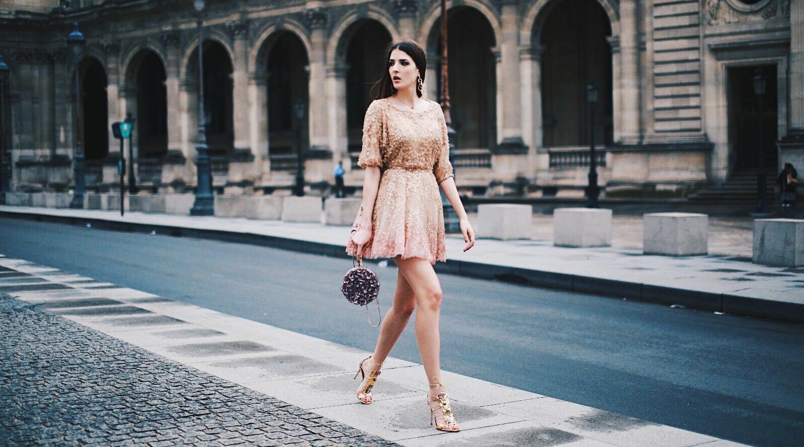 Jennifer Selmanovic   Des & Jen  Paris Fashion Week  Haute Couture   Tony Ward