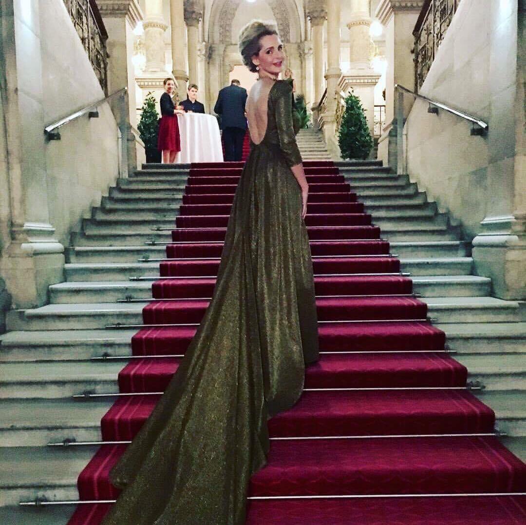 Opernball 2017 | Susanne Hoffmann | Maurizio Giambra