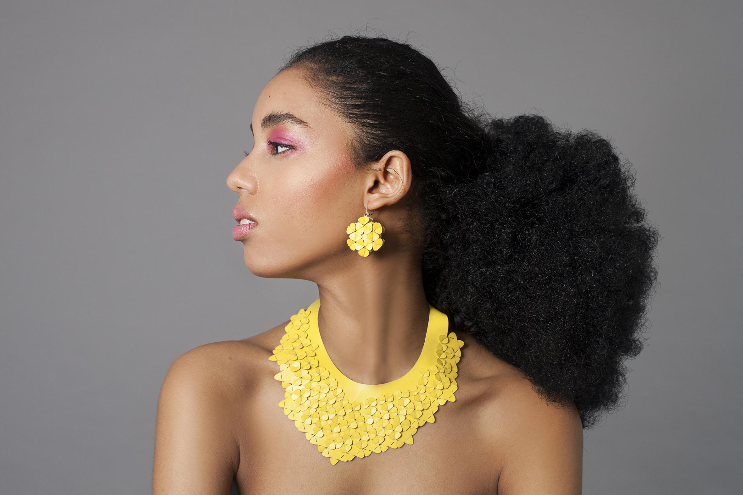 Iris Nijenhuis FAB L'Style Mara Stevelmans Dutch Fashion Jewellery Design