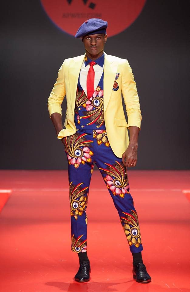 Fashion Report: AFWEU Africa & Asia Fashion Week Europe