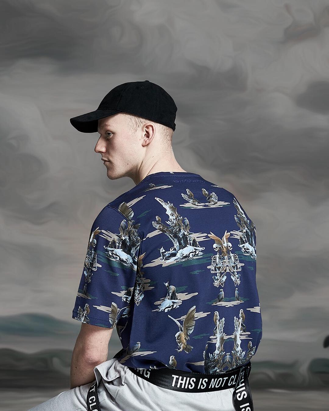 © This Is Not Clothing SS18 The Fall of Paradise