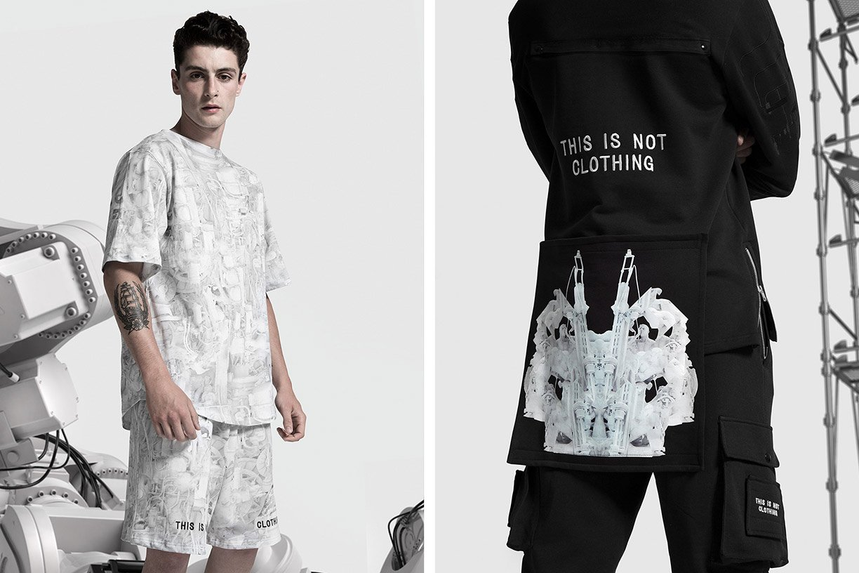 © THIS IS NOT CLOTHING SS17