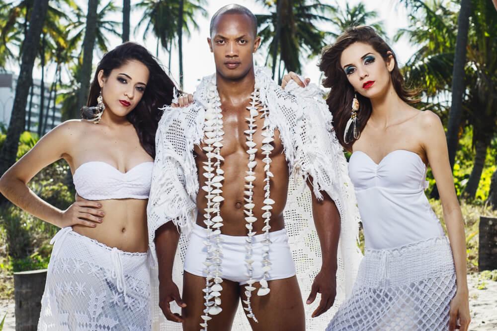 Josh Santana, a Brazilian Fashion Designer adding his own unique splash of color to European fashion