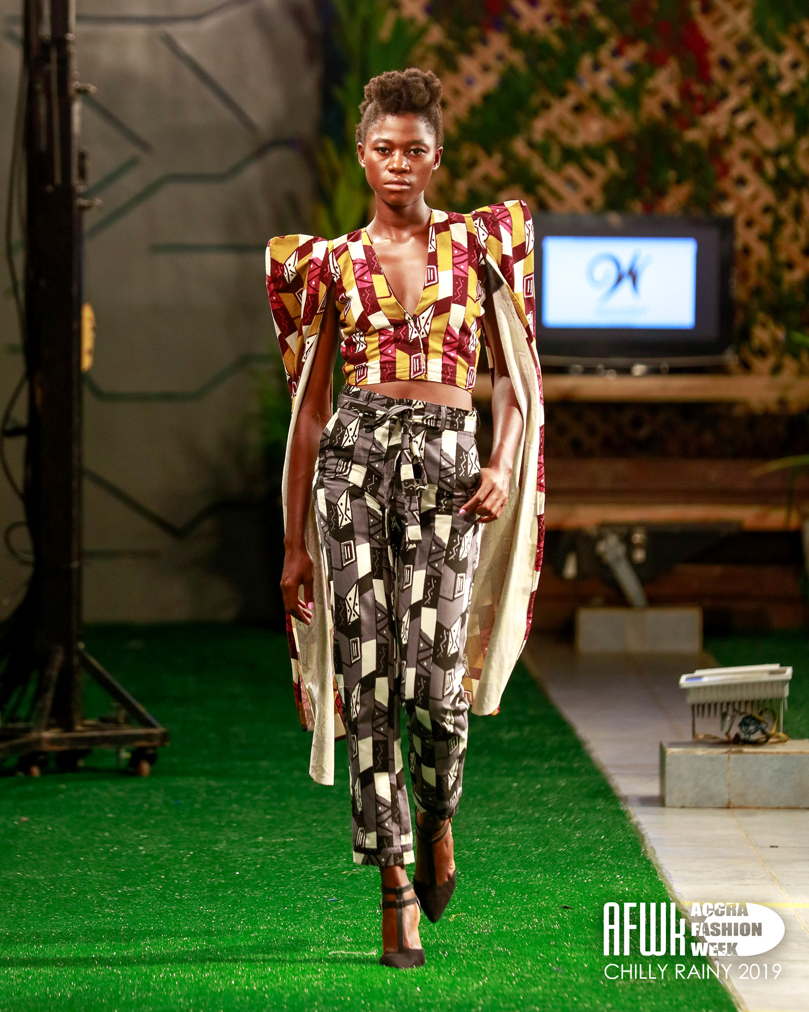 Talents Experts Inspiration This Was Accra Fashion Week Fab L Style